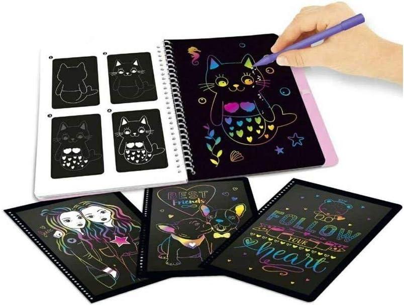 Amazon.com: Depesche 10707 Magic Scratch - Libro para ...