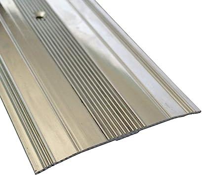 DIY metal edge carpet NEW Laminate to Carpet Joiner Gold Each 900mm length