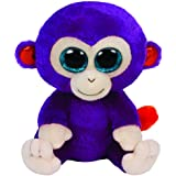 Ty Beanie Boos Grapes the Monkey Medium