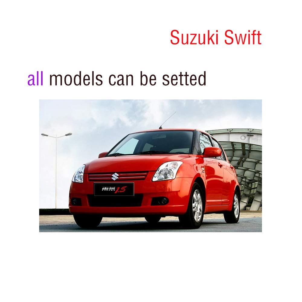 All Models Wifi Hahaiyu 10.2 Inch Car Stereo Android 8.1 Radio GPS Navigator for Suzuki Swift SWC,Mirror Link,Multifunction 2G+32G BT Capacitive Touch Screen