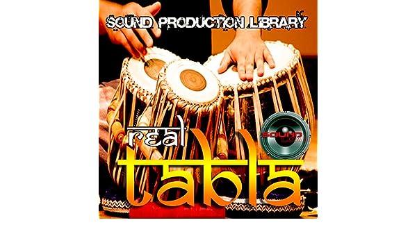 Amazon com: TABLA REAL - Large unique WAVE/Kontakt Studio Samples