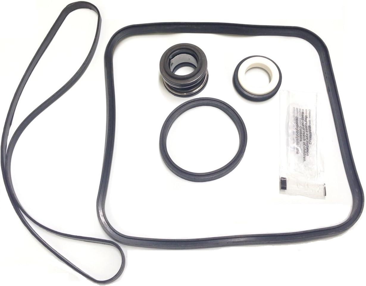 Southeastern Pool Pump Gasket Seal O-Ring Repair Kit for Hayward Super Pump SP2600, 1600, 2600X Kit 3
