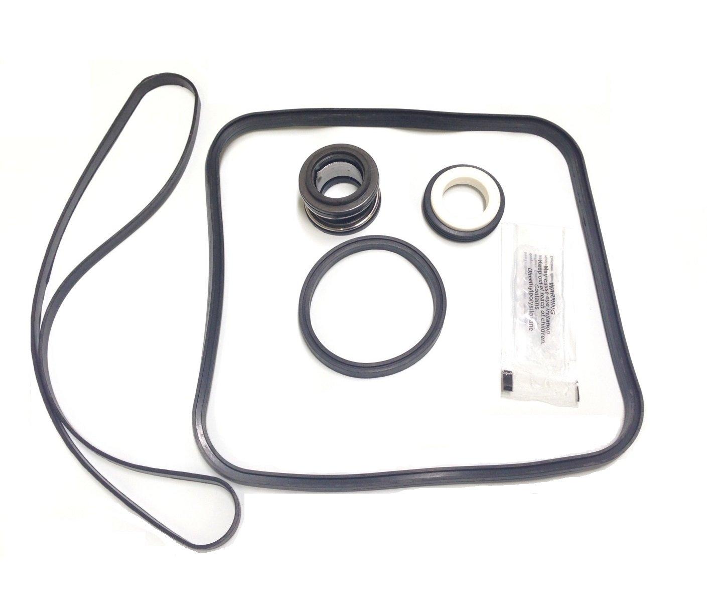 Pool Pump Gasket Seal O-ring Repair Kit For Hayward Super Pump SP2600, 1600, 2600X Kit 3