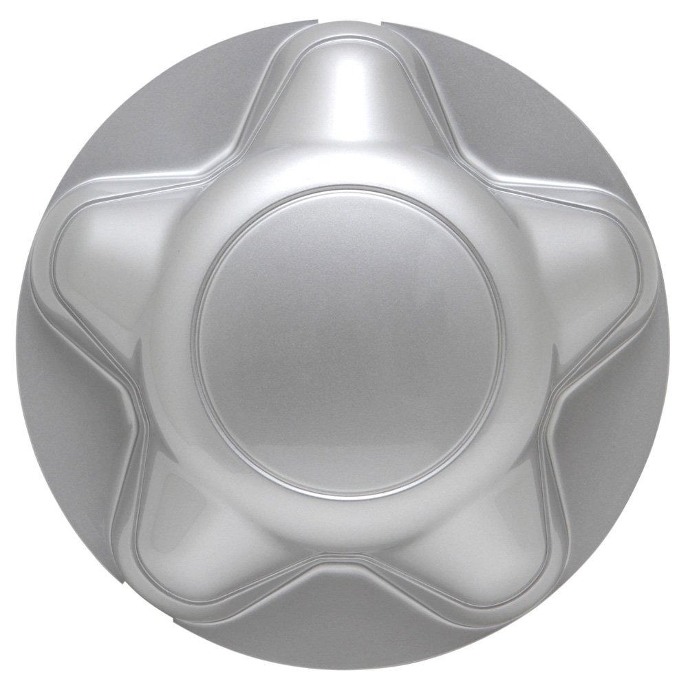 16 and 17 inch Wheel Cover Set of 4 OxGord Center Caps for 1997-2003 Lincoln Trucks Van SUV Silver