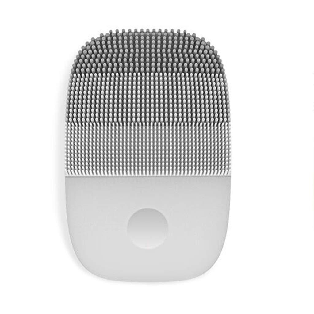 HAOMEI Facial Cleansing Brush Facial Cleaner, Electric Facial Cleansing Instrument, Men's Cleansing Instrument, Pore Blackhead Cleaner, Ultrasonic Cleansing Brush, Facial Cleansing Facial Artifact