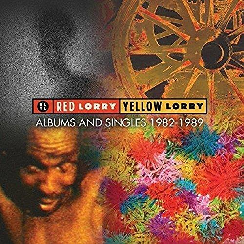 Albums And Singles 1982-1989: 4 Deluxe Clamshell Boxset /  Red Lorry Yellow Lorry