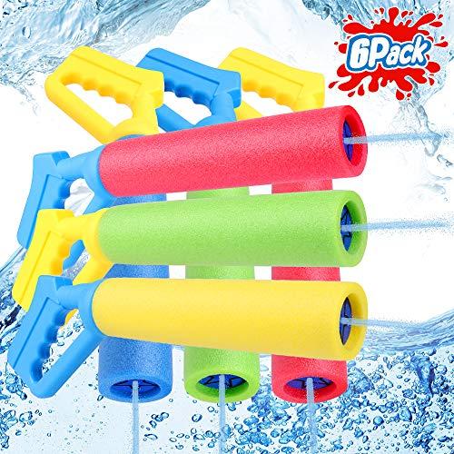 NZQXJXZ Water Gun, Kids Toys Water Shooter Games Outdoor Toys for Boys Girls Adults Powerful Water Pistol Shooting Toys…