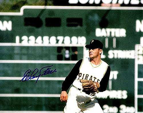 Elroy Face (Elroy Face Autographed 8x10 Photo Pittsburgh Pirates - Certified Authentic Signature)