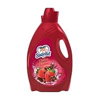Suavitel Suavizante para Ropa Fresas y Chocolate, 2.8 l