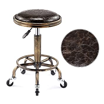 Réglable De Éponge Chaise Vintage Salon IndustriellePu y0OwPNvmn8