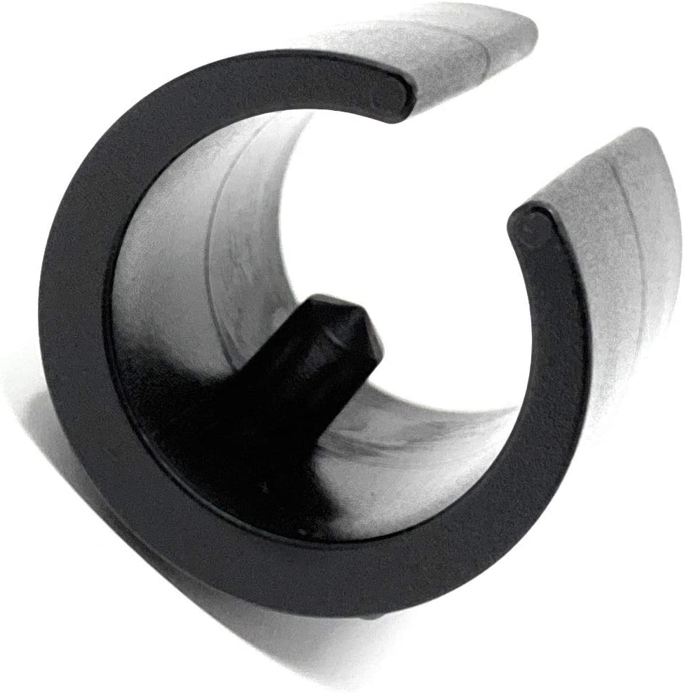 set of 8 diameter 14-16 mm chair gliders with spigot silencer Design61 Clamping gliders furniture gliders floor protectors