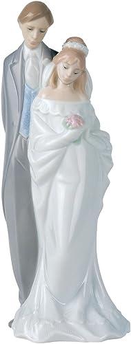 NAO Love Always. Porcelain Couple Figure.