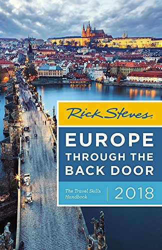 Rick Steves Europe Through the Back Door: The Travel Skills Handbook cover