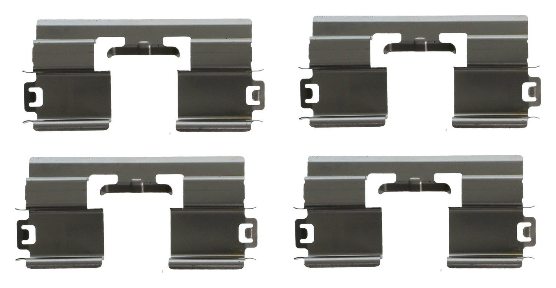 Wagner H15992 Disc Brake Hardware Kit Rear