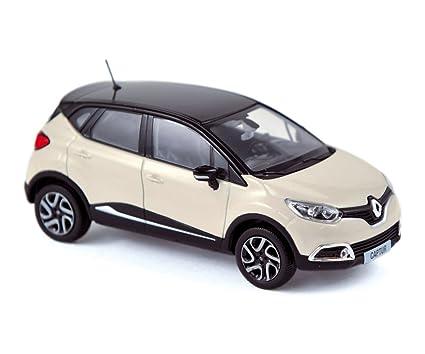 517770 Véhicule Norev Miniature Captur 2013 Renault Ivoire qMSzVpU