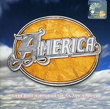 definitive america  AMERICA - Definitive America -  Music