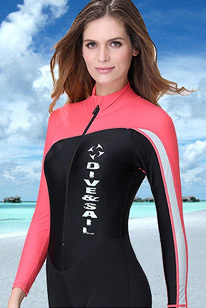 Amazon.com  Women s Neoprene 2mm Front Zip Shorty Wetsuits  Sports    Outdoors 868525021