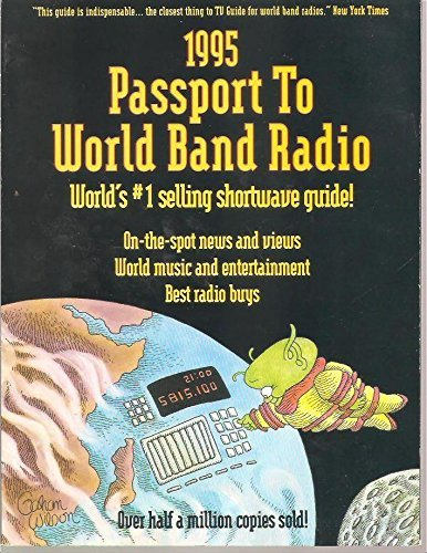 1995 Passport to World Band Radio by Lawrence Magne (1994-09-08) (Passport To World Band Radio)