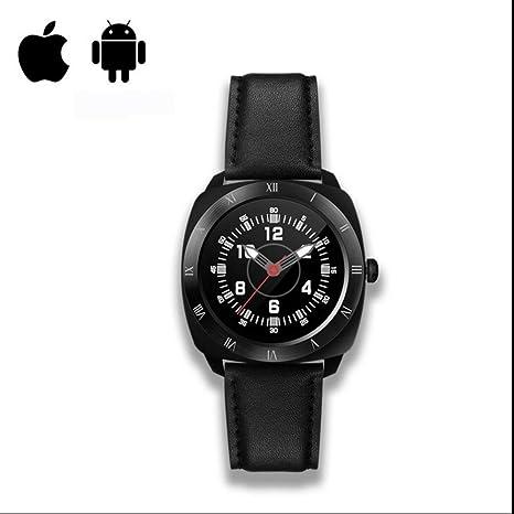 Bluetooth Smart Watch Reloj Inteligente Hombre Mujer con Monitor del Sueño,Podómetro Calorías,Recordatorio