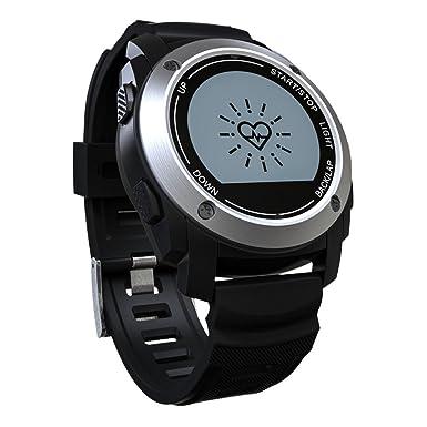 S928 GPS en Tiempo Real corazón Reloj Inteligente Monitor de ...