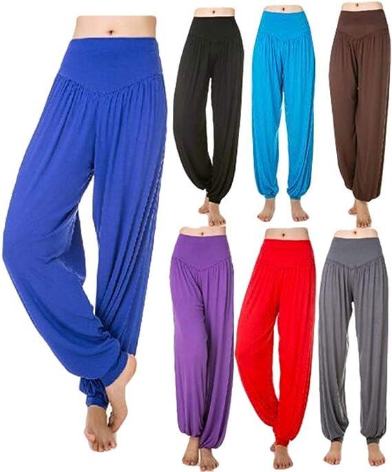 Pantalones De Chándal Para Súper Uma Pantalón Mujer Suave Spandex ...