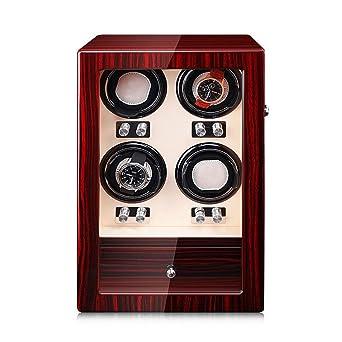 Caja para Relojes LEQI Enrollador automático de Relojes con ...