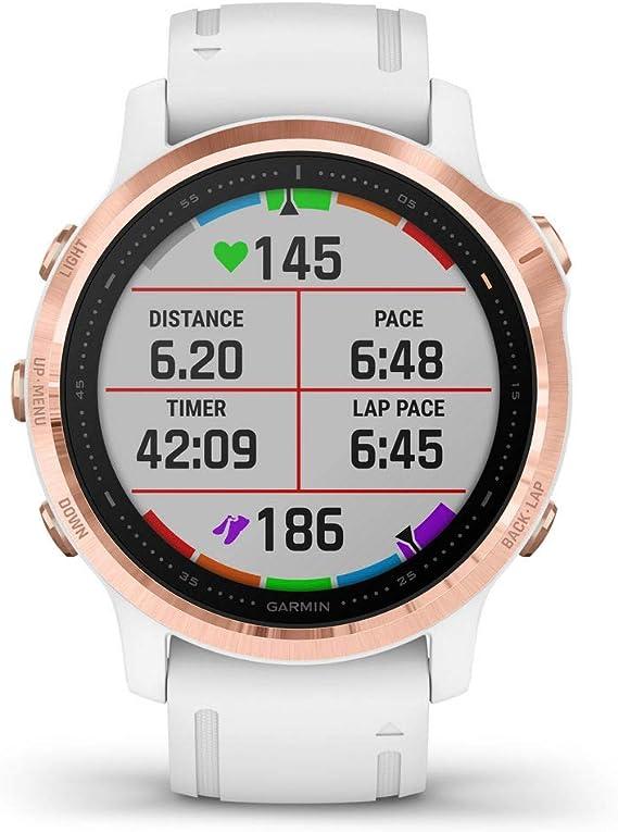 Garmin Fenix 6s Pro Gps Multisport Watch White Elektronik