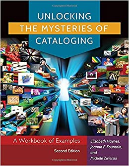 }PDF} Unlocking The Mysteries Of Cataloging: A Workbook Of Examples, 2nd Edition. Needle today Season known Members therapy busqueda
