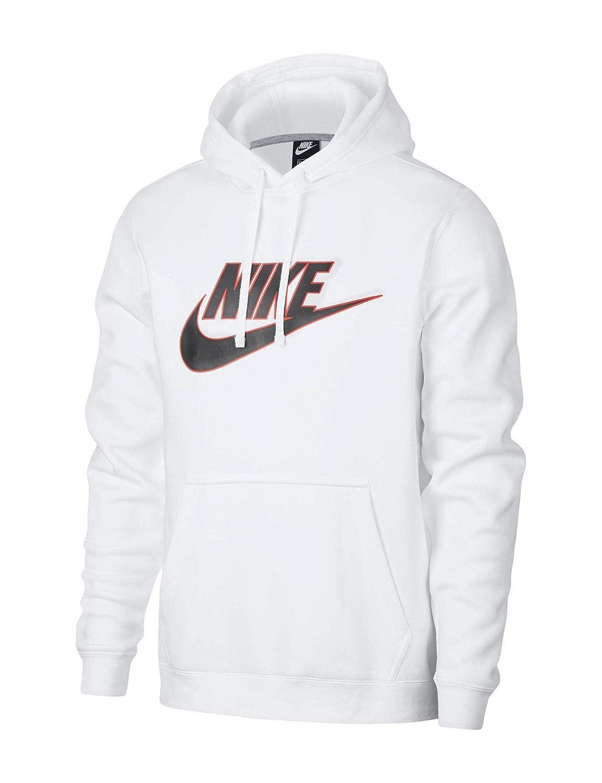 Nike Men's M NSW Hbr Hoodie Po FLC Ftra Pullover Fleece