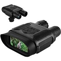 """Lixada 7x31 Vision Jour/Nuit Binoculaire Infrarouge Numérique Vision Nocturne Caméra Photo Et Enregistreur Vidéo Gamme 400m / 1300ft 2"""" écran LCD"""