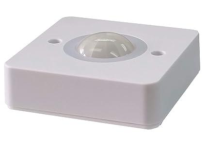 Le Electronics PM400 Montaje en Superficie luz Detector de Movimiento PIR Sensor de Seguridad automático Interruptor