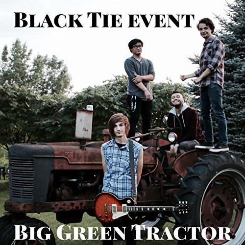 Big Green Tractor (Black Tractor)