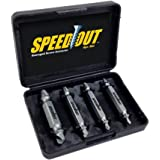 SpeedOut PRO Damaged Screw Extractor & Bolt Extractor Set