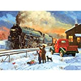 """Royal Brush Paint by Number Kit, 15.375"""" X 11.25"""", Home for Christmas"""