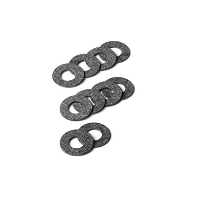 Holley 1008-777 Bottom Needle and Seat Gasket - Pack of 10: Automotive
