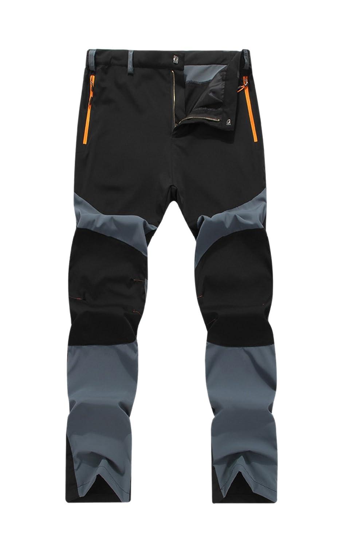 Geval Pantalones Activos al Aire Libre de Secado rápido de los Hombres de Senderismo: Amazon.es: Ropa y accesorios