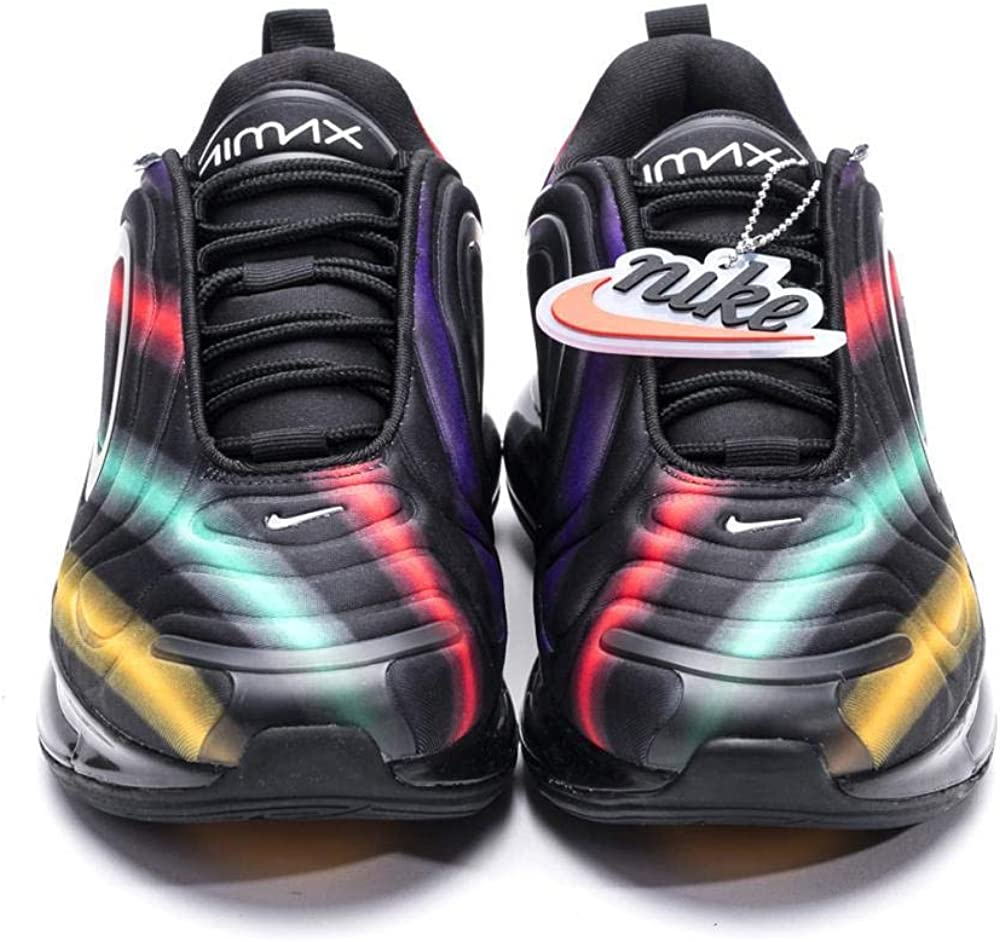 Nike Air Max 720 Sneakers Nero Multicolore AO2924 023 (40