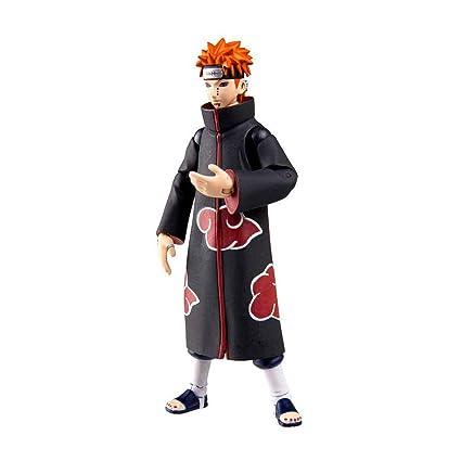 Amazon.com: Toynami Naruto Shippuden: Nagato Pain Figura de ...