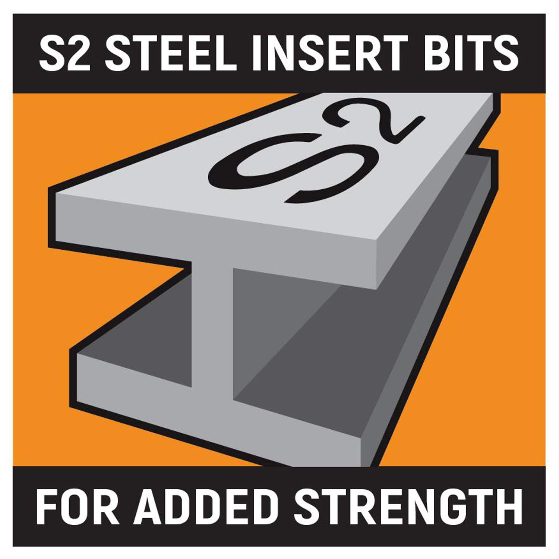 84 Piece GearWrench 80742 Master SAE//Metric Hex and Torx Bit Socket Set