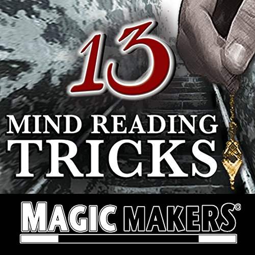 Price comparison product image Magic Makers 13 Mind Reading Tricks