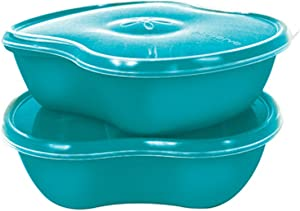 Preserve Aquamarine Sandwich Food Storage Container - 2 per pack - 1 each.