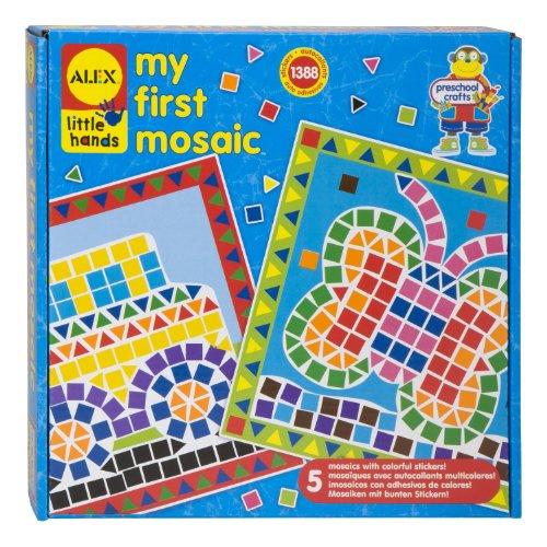 ALEX Toys Little Hands My First - Hands Alex Little Toys
