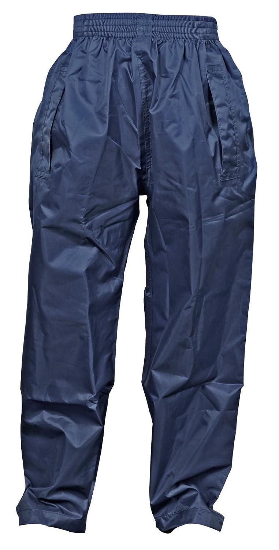 Dry Kids Kinder Regenhose, Wasserdicht, Jungen und Madchen, Kinderhose