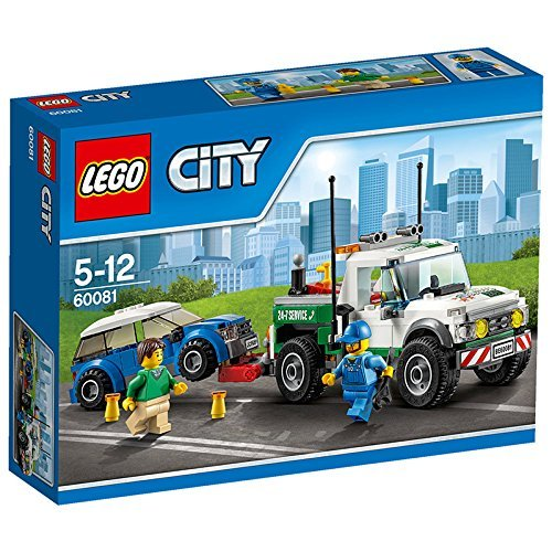 LEGO City Pickup Tow Truck (60081) by ()
