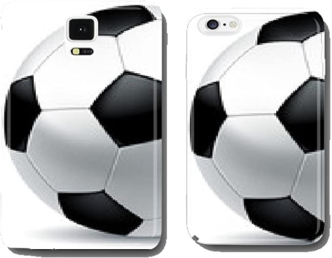 Carcasa funda de piel pelota de fútbol Mini del artículo ...