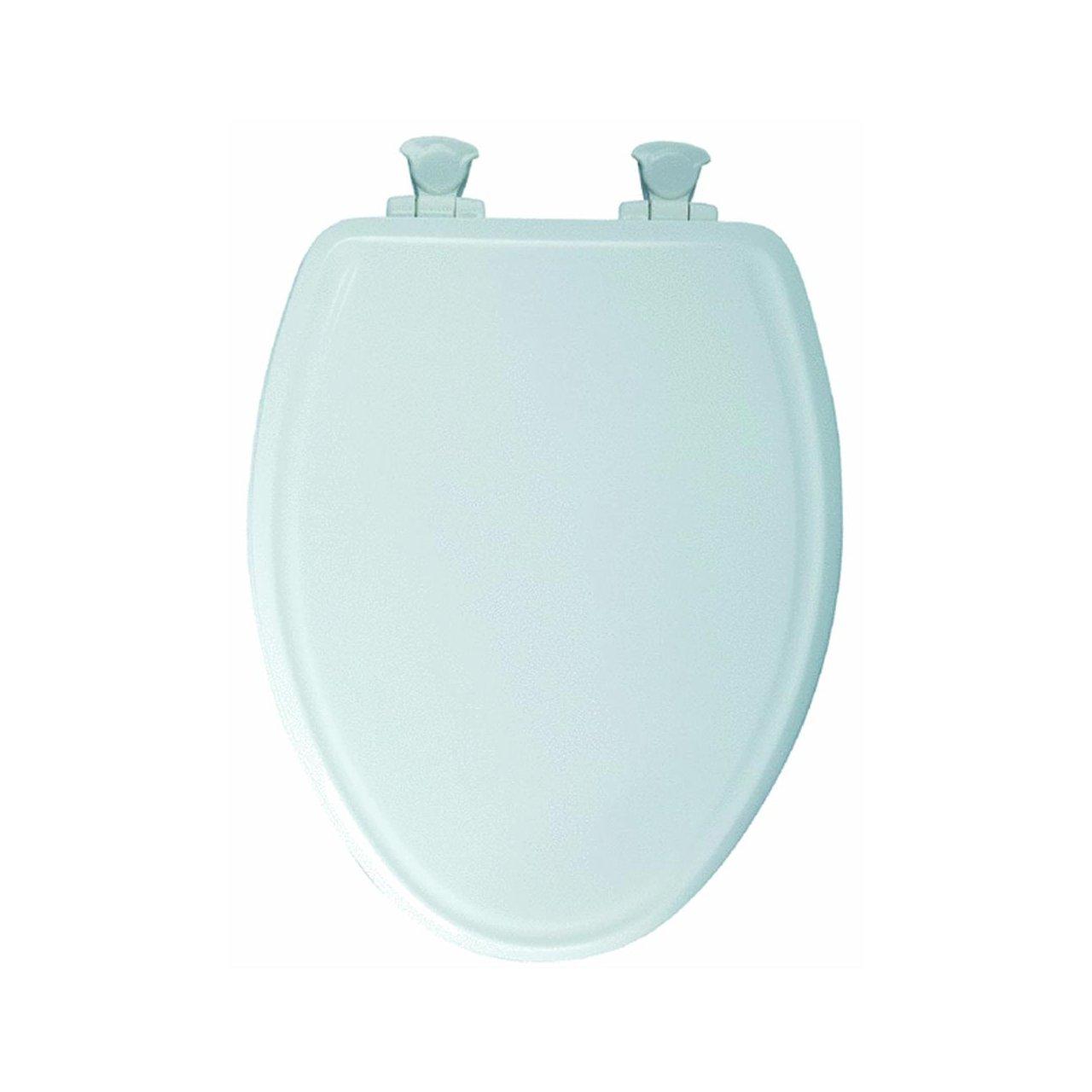 Mayfair 148SLOWA 000/1848SLOWA 000 Slow-Close Molded Wood Toilet Seat featuring Whisper-Close