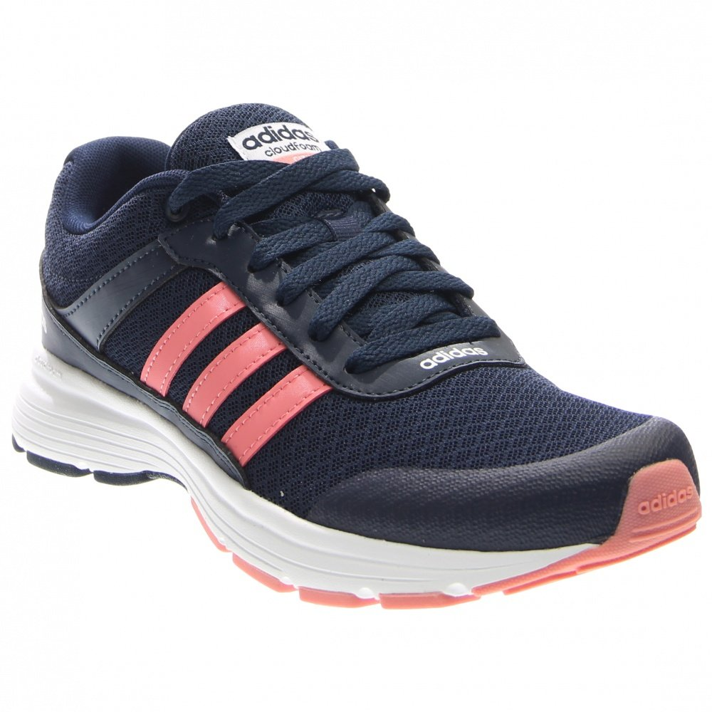 wholesale dealer 6075f 698c4 adidas NEO Womens Cloudfoam Vs City W Running Shoe, Collegiate NavyVista  PinkWhite, 9 M US Amazon.co.uk Shoes  Bags