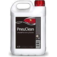 Sisbrill PneuClean, Limpiador Concentrado de Neumáticos y Plásticos