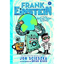 Frank Einstein and the Bio-Action Gizmo: Book Five