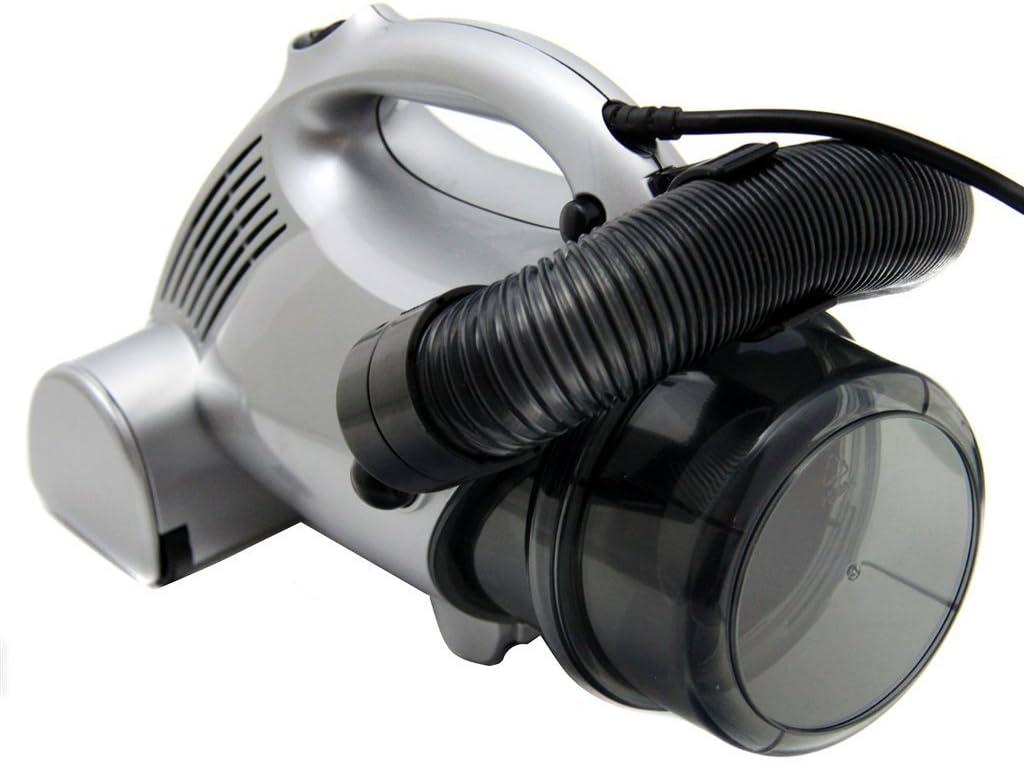 JSG Potente Aspirapolvere Ciclonico Modello VC 1000, Cavo di 6m, 800 Watt, 230 Volt, Cromato